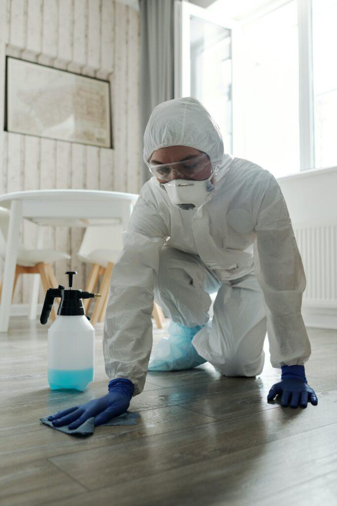 害虫駆除 除菌消毒